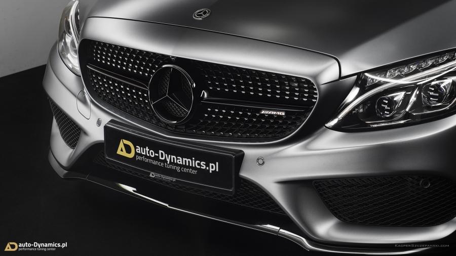Mercedes Benz C43 AMG [205] Pakiet Kosmetyczny AD Black Star